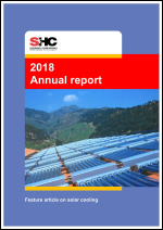 IEA SHC Annual Report 2018